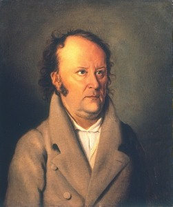 Jean Paul. Von Friedrich Meier 1810. Alte Nationalgalerie Berlin. (Public Domain)